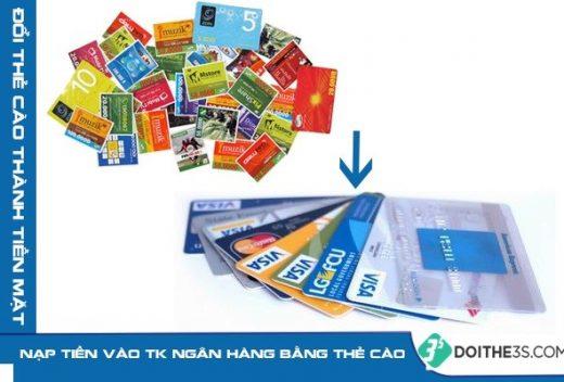 chuyển tiền từ tài khoản điện thoại sang thẻ atm