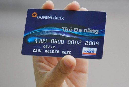 số tài khoản ngân hàng đông á